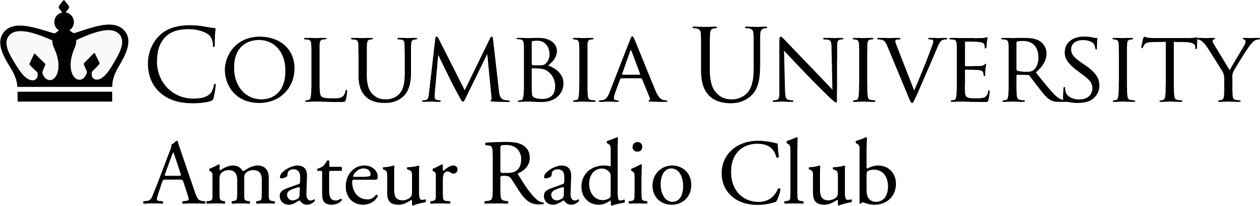 Amateur Radio Club logo