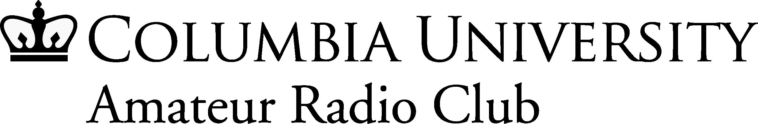 Amateur Radio Club logo