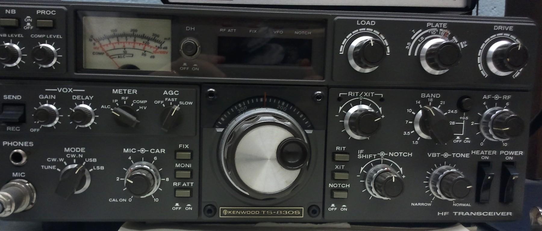 Kenwood TS-830S
